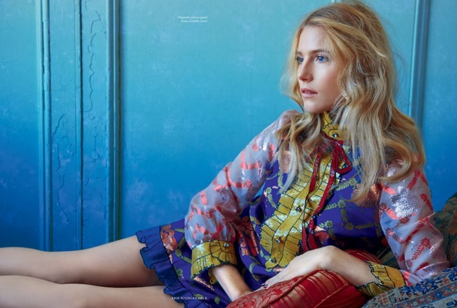 HARPER'S BAZAAR UK Dree Hemingway by Erick Madigan-Heck. Leith Clark, March 2016, www.imageamplified.com, Image Amplified (12)