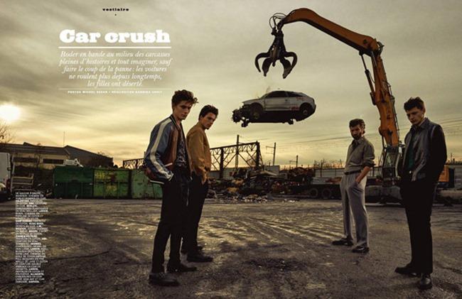 LUI MAGAZINE Car Crush by Michel Sedan. Kannika Chhit, February 2016, www.imageamplified.com, Image Amplified (2)