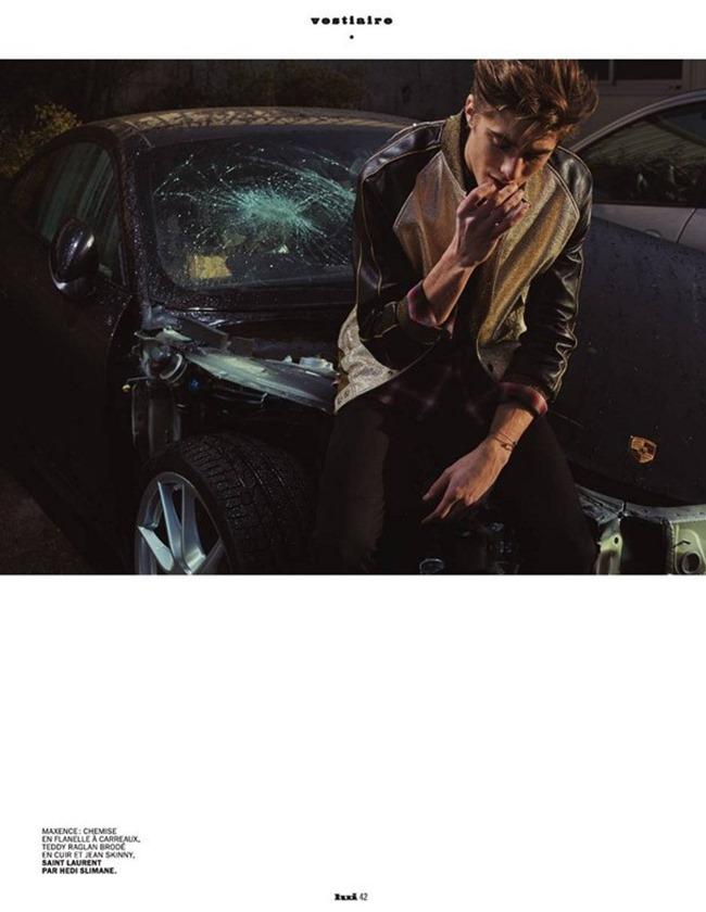 LUI MAGAZINE Car Crush by Michel Sedan. Kannika Chhit, February 2016, www.imageamplified.com, Image Amplified (4)
