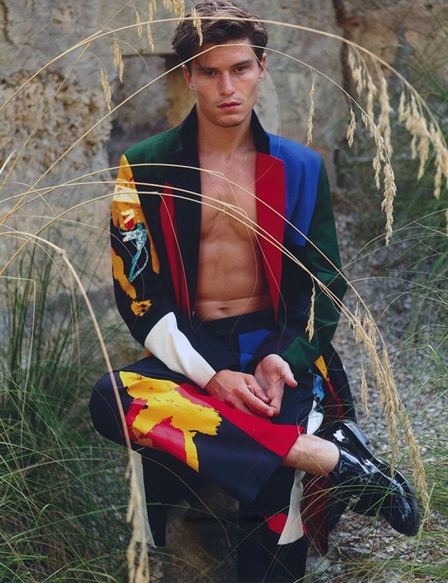 SEVENTH MAN MAGAZINE Oliver Cheshire by Lawrence Spark. Dean Hau, www.imageamplified.com, Image Amplified (5)