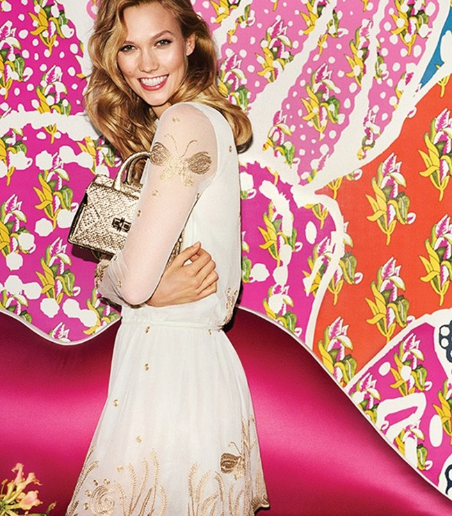 CAMPAIGN Karlie Kloss for Diane von Furstenberg Spring 2016 by Angelo Pennetta. Rudi Lewis, www.imageamplified.com, image Amplified (2)