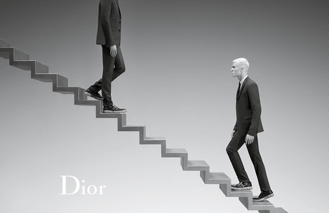 CAMPAIGN Baptiste Giabiconi for Dior Spring 2016 by Karl Lagerfeld. www.imageamplified.com, Image Amplified (3)