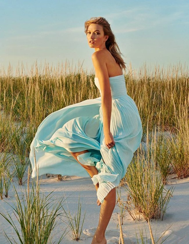 CAMPAIGN Karlie Kloss for Marella Spring 2016 by Ryan McGinley. www.imageamplified.com, Image amplified (2)
