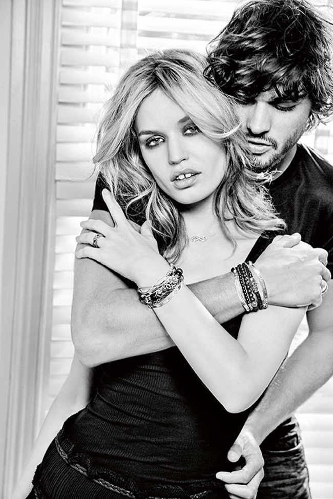 CAMPAIGN Marlon Teixeira & Georgia May Jagger for Thomas Sabo Spring 2016 by Ellen von Unwerth. www.imageamplified.com, image amplified (7)