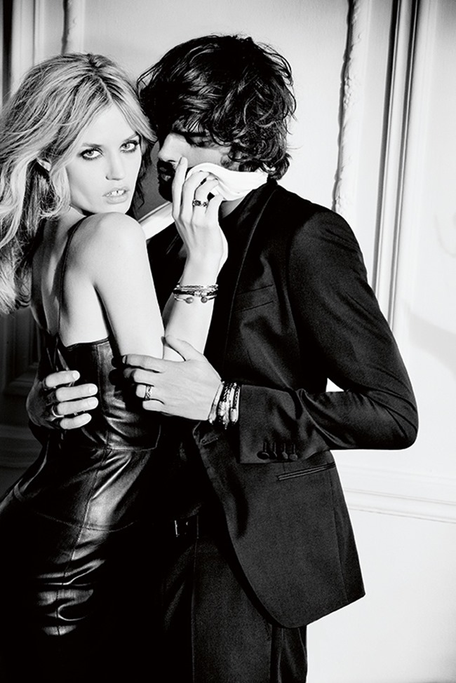 CAMPAIGN Marlon Teixeira & Georgia May Jagger for Thomas Sabo Spring 2016 by Ellen von Unwerth. www.imageamplified.com, image amplified (9)