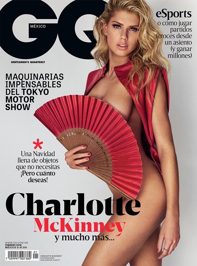 GQ MEXICO Charlotte McKinney by Hunter & Gatti. Dani Reyes, February 2016, www.imageamplified.com, Image Amplified (1)