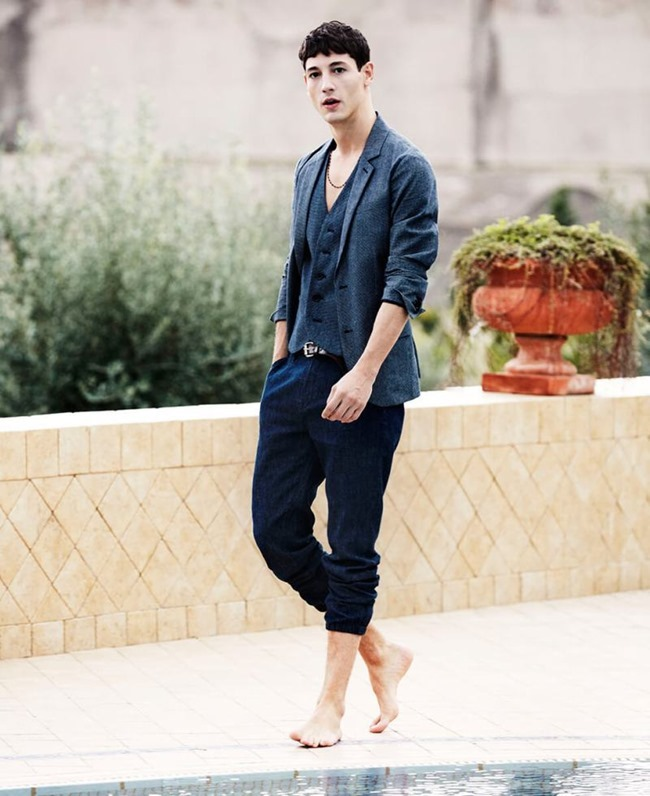 LOOKBOOK Nicolas ripoll for Armani Exchange Spring 2016. www.imageamplified.com, Image Amplified (2)