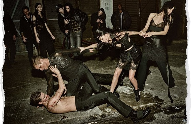 INTERVIEW MAGAZINE Streeters by Fabien Baron. Karl Templer, Spring 2016, www.imageamplified.com, Image Amplified (6)