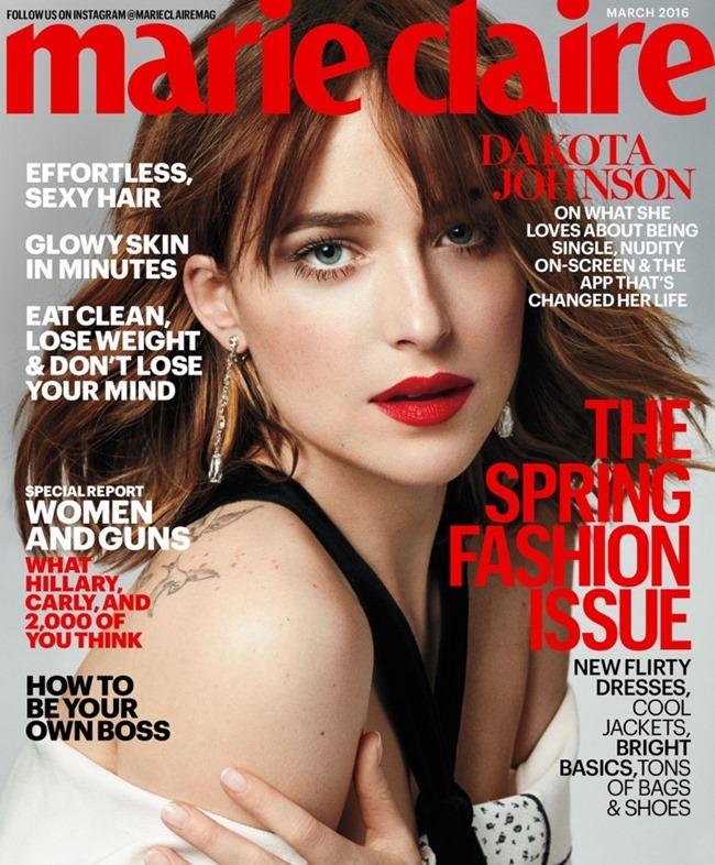 MARIE CLAIRE MAGAZINE Dakota Johnson by Txema Yeste. March 2016, www.imageamplified.com, Image Amplified (3)