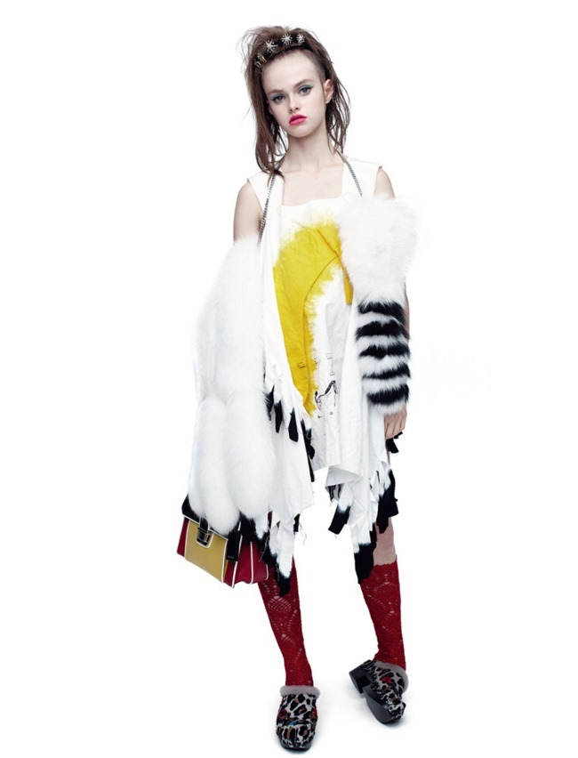 LOV EMAGAZINE Cherry Bombz by Willy Vanderperre. Katie Grand, Spring 2016, www.imageamplified.com, Image Amplified (17)