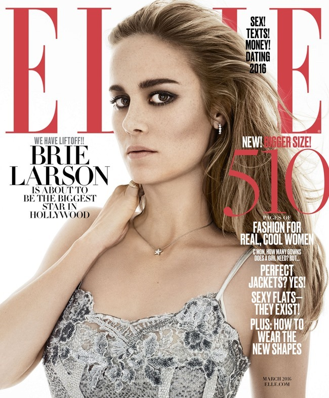 ELLE MAGAZINE Brie Larson by Terry Tsiolis. March 2016, www.imageamplified.com, Image amplified (5)