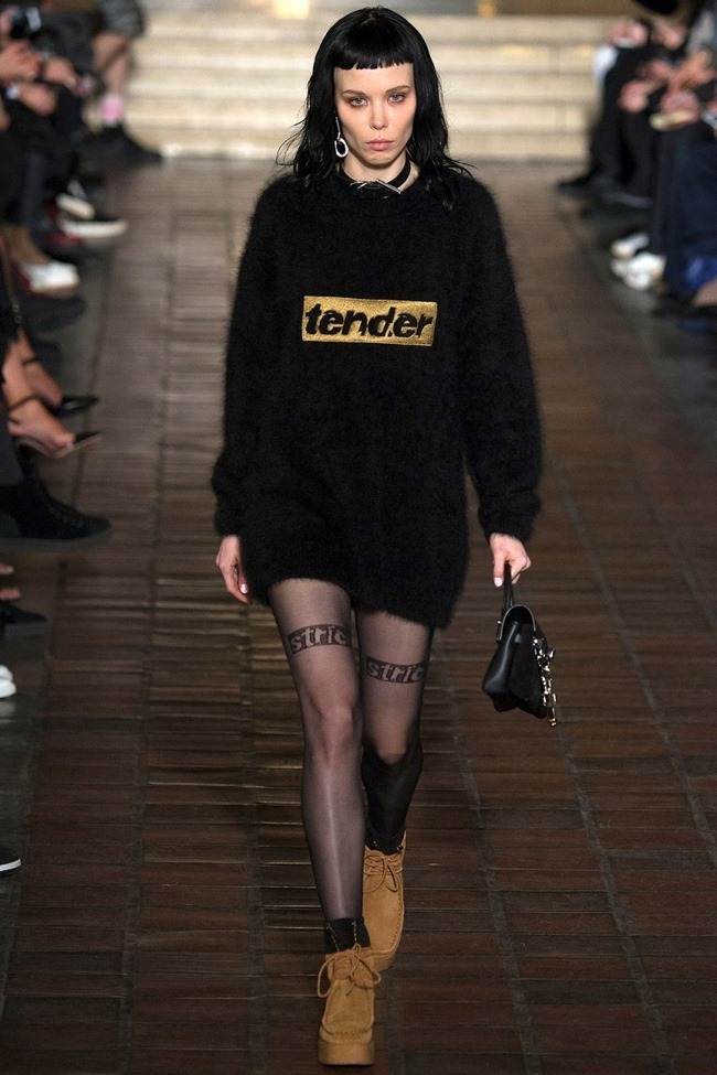 NEW YORK FASHION WEEK Alexander Wang Fall 2016. www.imageamplified.com, Image Amplified (36)