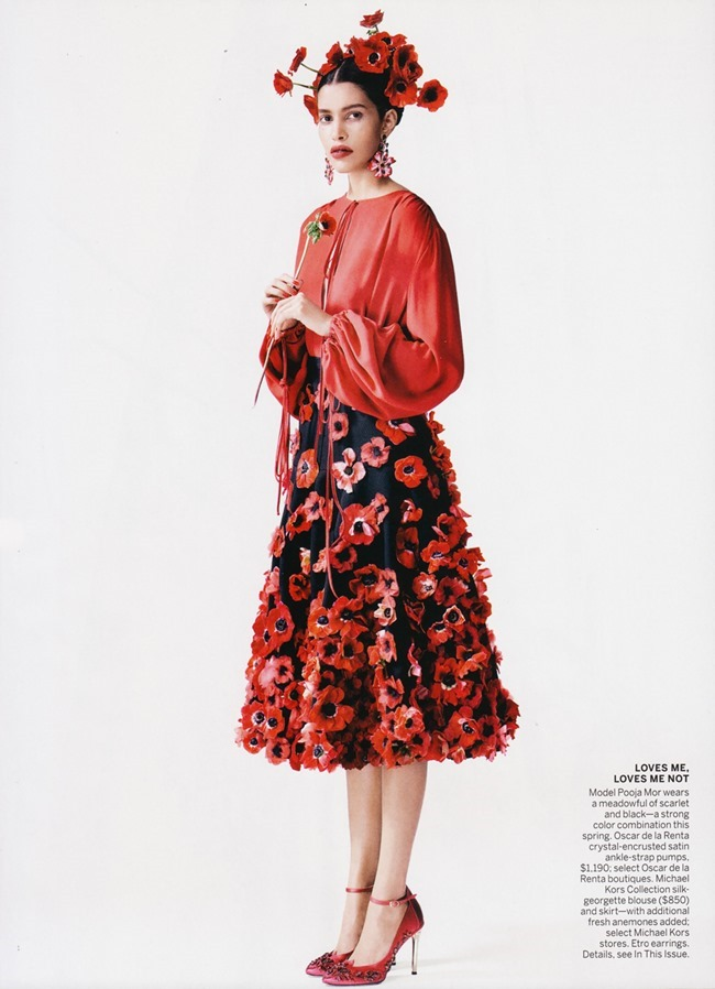 VOGUE MAGAZINE Lush Life by Willy Vanderperre. Tabitha Simmons, March 2016, www.imageamplified.com, Image Amplified (2)