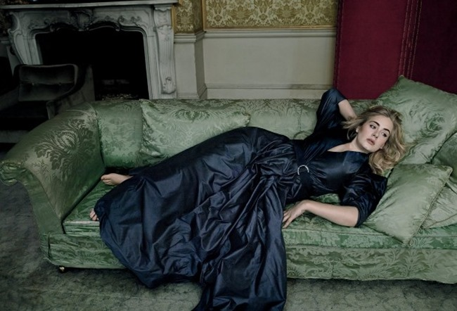 VOGUE MAGAZINE Adele by Annie Leibovitz. Tonne Goodman, Spring 2016, www.imageamplified.com, image Amplified (5)