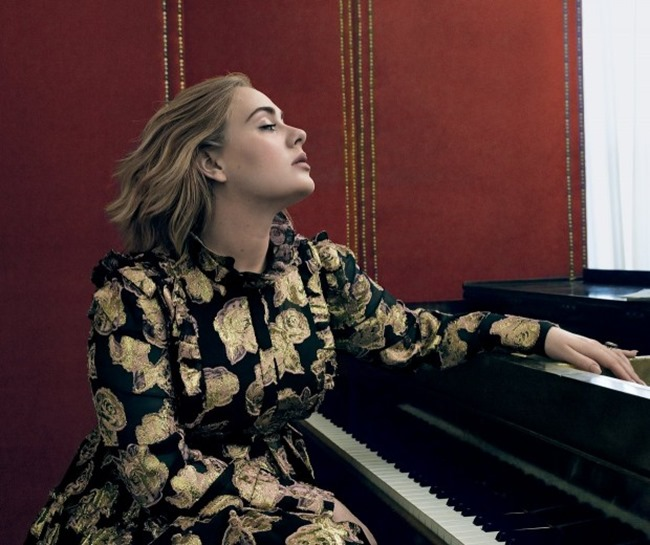 VOGUE MAGAZINE Adele by Annie Leibovitz. Tonne Goodman, Spring 2016, www.imageamplified.com, image Amplified (1)