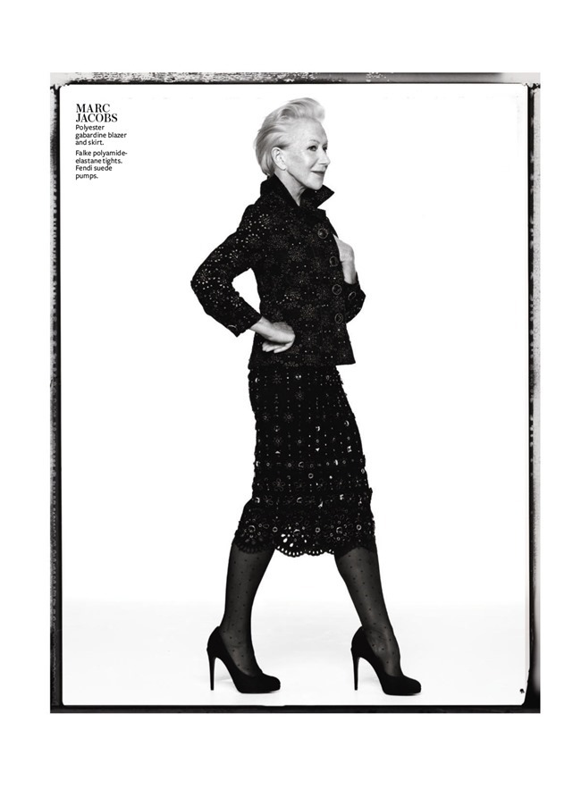 STYLE REWIND The Power of 3 for InStyle Magazine, November 2015 by Jan Welters. Melissa Rubini, www.imageamplified.com, Image Amplified