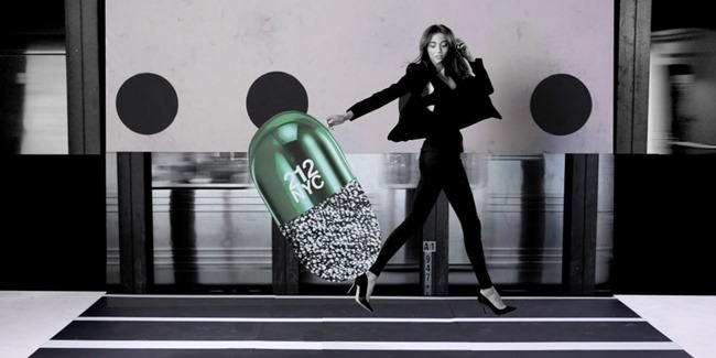 CAMPAIGN Neus Bermejo & Sebastian Sauve for Carolina Herrera 212 Pills 2016. www.imageamplified.com, Image Amplified (2)