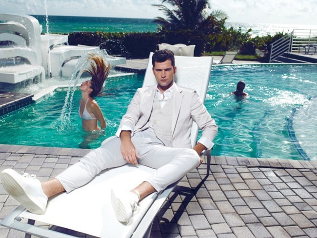 CAMPAIGN Sean O'Pry for Vicutu Sprign 2016. www.imageamplified.com, image Amplified (2)