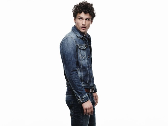 CAMPAIGN Simon Nessman & Georgia May Jagger for Pepe Jeans Spring 2016 by Daniel Jackson. www.imageamplified.com, Image Amplified (2)