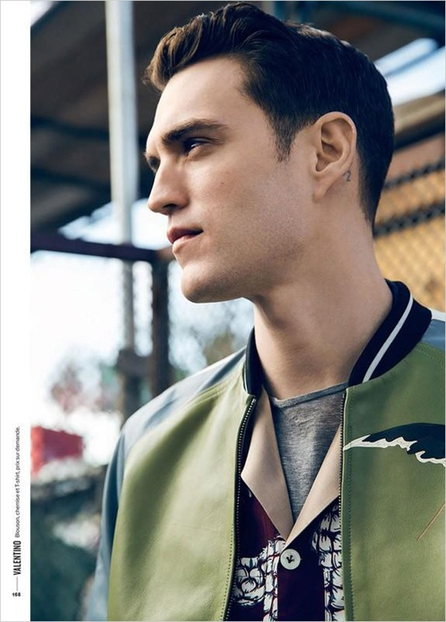 GQ FRANCE Josh Beech by Doug Inglish. James Sleaford, Spring 2016, www.imageamplified.com, Image Amplified (5)