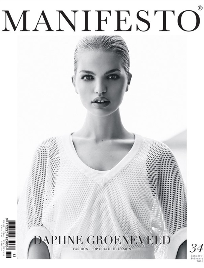 MANIFESTO MAGAZINE Daphne Groenveld by Luca Khouri. Eric McNeal, Spring 2016, www.imageamplified.com, Image Amplified (1)