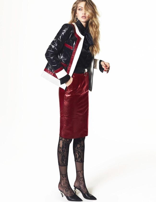VOGUE PARIS Gigi Hadid by Mert & Marcus. Emmanuelle Alt, March 2016, www.imageamplified.com, Image Amplified (8)