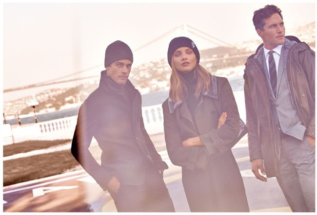 CAMPAIGN Anna Selezneva, Ollie Edwards & Evandro Soldati for Beymen Club Fall 2016. www.imageamplified.com, image Amplified (12)