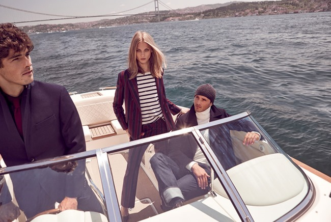 CAMPAIGN Anna Selezneva, Ollie Edwards & Evandro Soldati for Beymen Club Fall 2016. www.imageamplified.com, image Amplified (13)