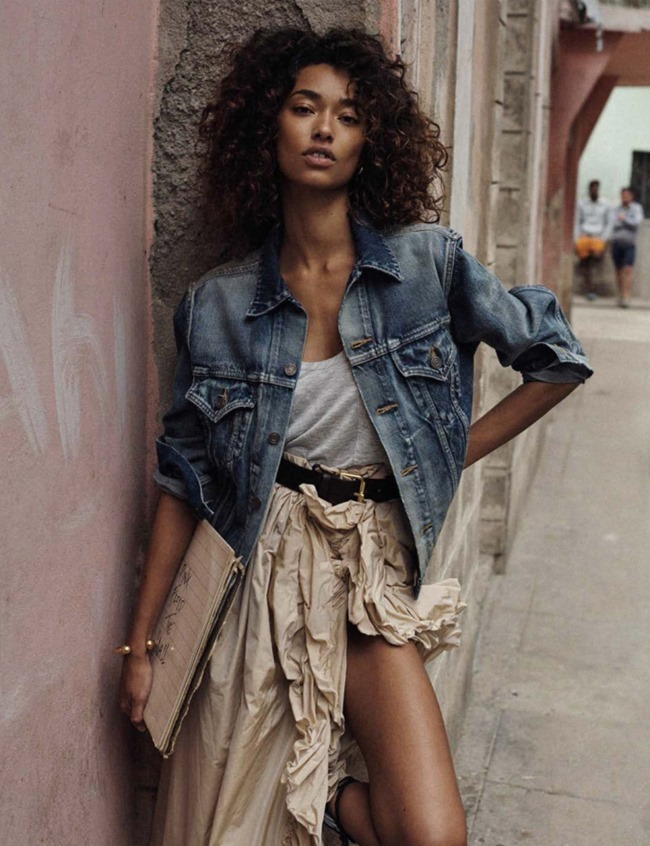 VOGUE SPAIN Anais Mali by Benny Horne. Sara Fernandez, March 2016, www.imageamplified.com, image amplified (6)