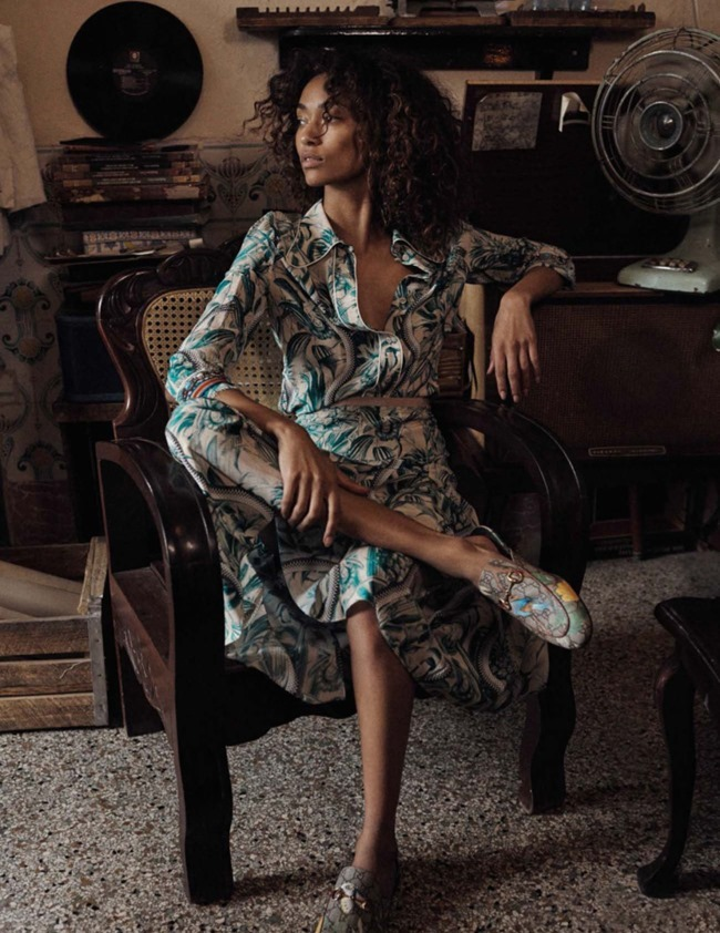 VOGUE SPAIN Anais Mali by Benny Horne. Sara Fernandez, March 2016, www.imageamplified.com, image amplified (8)