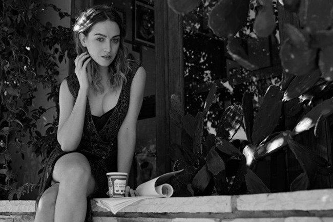 THE KNOW MAGAZINE Jamie Clayton by Eric Guillemain. Brian Fisher, Spring 2016, www.imageamplified.com, image Amplified (2)