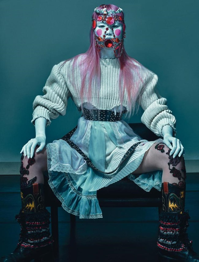 LOVE MAGAZINE Spotz by Steven Klein. Panos Yiapanis, Spring 2016, www.imageamplified.com, Image Amplified (1)