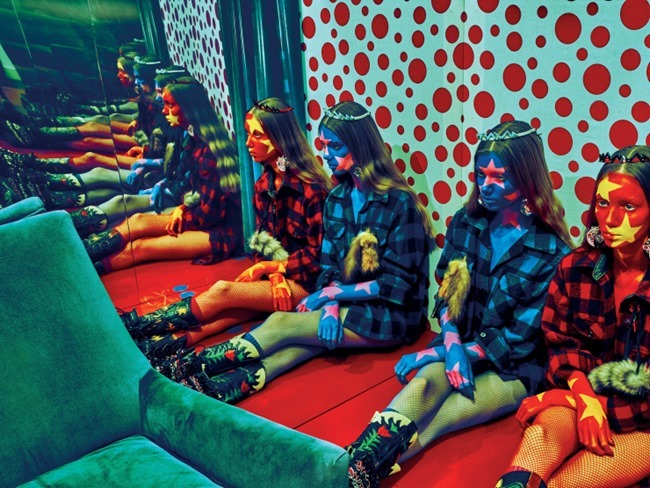 LOVE MAGAZINE Spotz by Steven Klein. Panos Yiapanis, Spring 2016, www.imageamplified.com, Image Amplified (5)