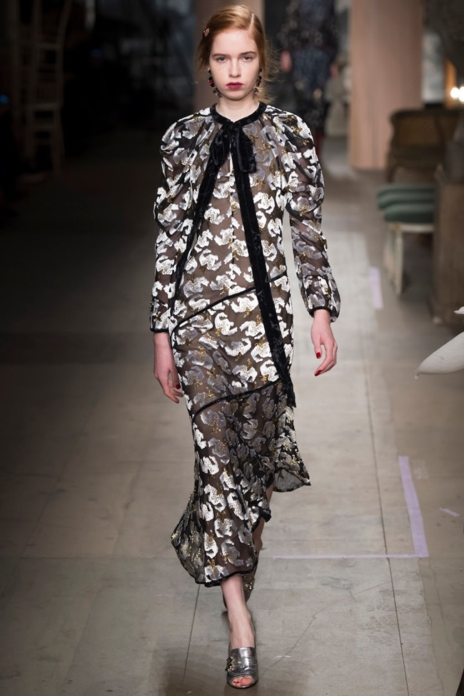 LONDON FASHION WEEK Erdem Fall 2016. www.imageamplified.com, Image Amplified (3)