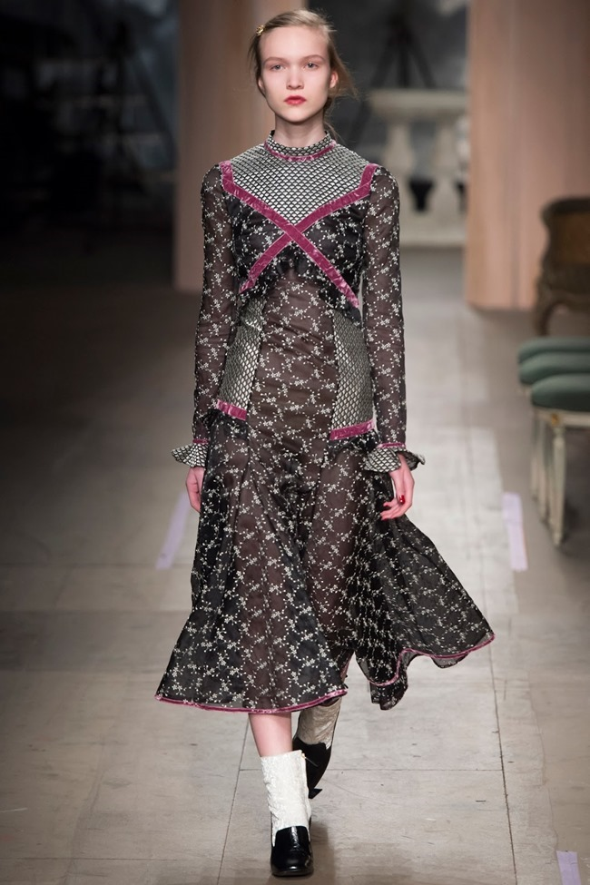LONDON FASHION WEEK Erdem Fall 2016. www.imageamplified.com, Image Amplified (9)