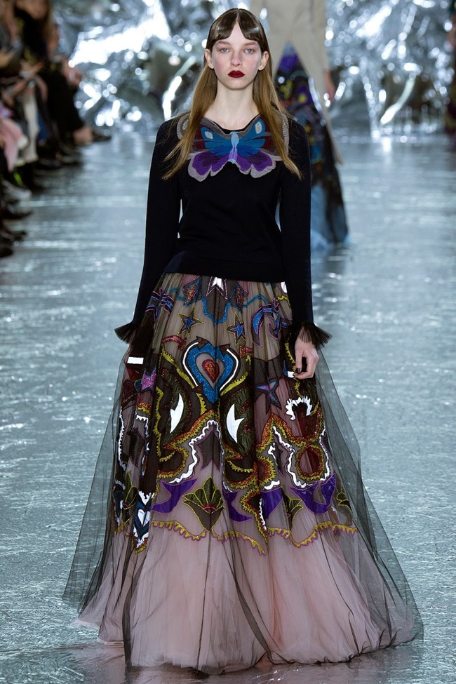 LONDON FASHION WEEK Mary Katrantzou Fall 2016. www.imageamplified.com, Image Amplified (38)