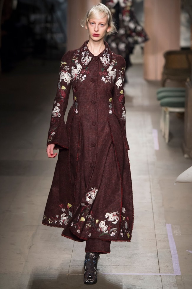 LONDON FASHION WEEK Erdem Fall 2016. www.imageamplified.com, Image Amplified (16)