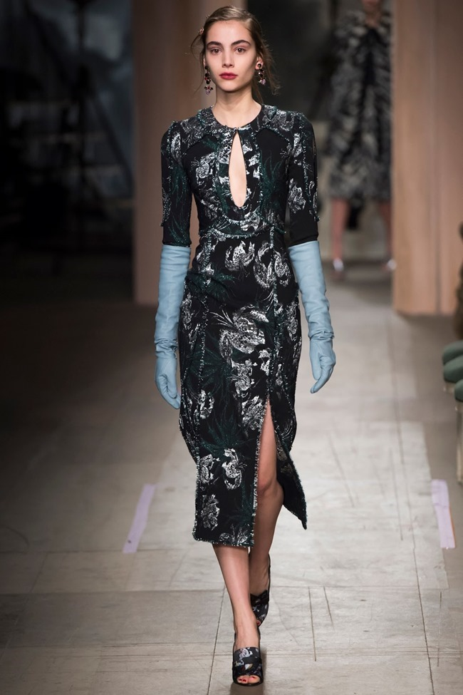LONDON FASHION WEEK Erdem Fall 2016. www.imageamplified.com, Image Amplified (24)