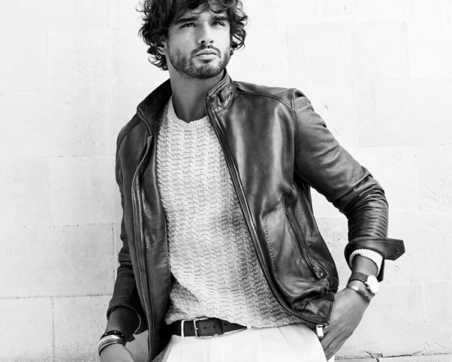 CAMPAIGN Marlon Teixeira for Massimo Dutti Spring 2016 by Gemma Eclo. www.imageamplified.com, Image Amplified (6)