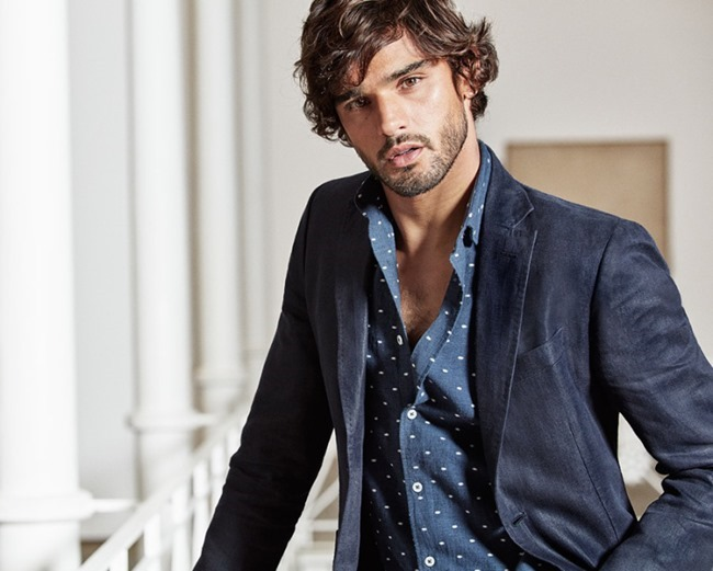 CAMPAIGN Marlon Teixeira for Massimo Dutti Spring 2016 by Gemma Eclo. www.imageamplified.com, Image Amplified (7)