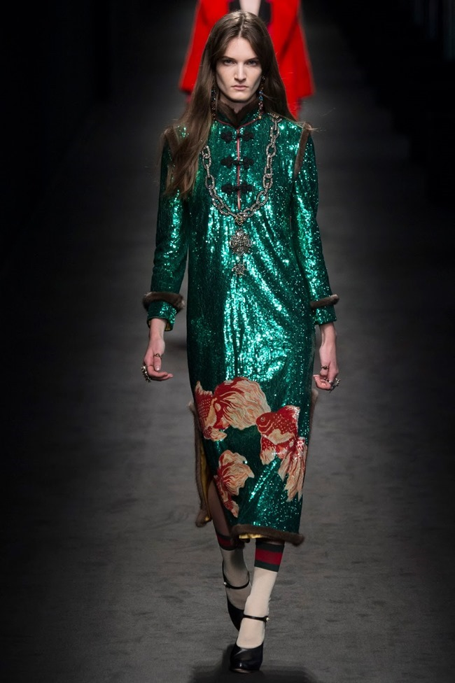 MILAN FASHION WEEK Gucci Fall 2016. www.imageamplified.com, Image Amplified (3)