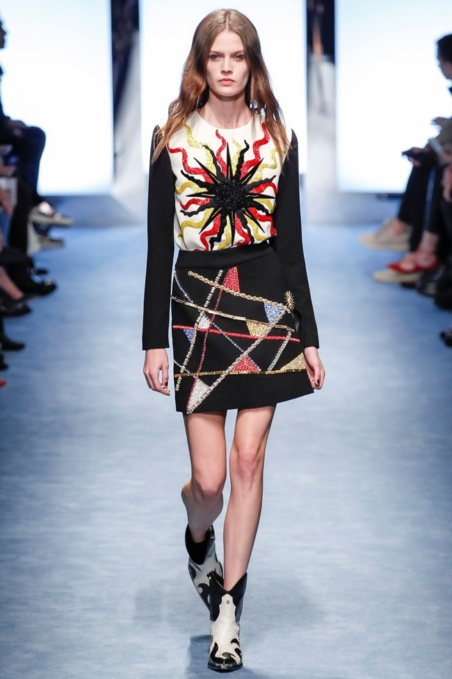 MILAN FASHION WEEK Fausto Puglisi Fall 2016. www.imageamplified.com, Image Amplified (45)