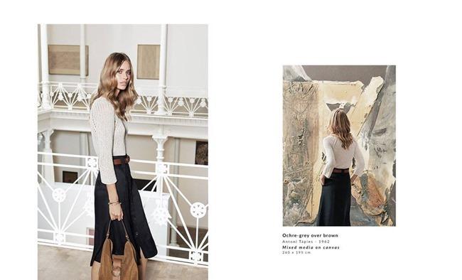 LOOKBOOK Kirstin Liljegren for Massimo Dutti Spring 2016 by Gemma Edo, www.imageamplified.com, Image Amplified (3)