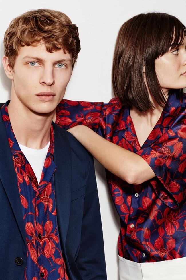 LOOKBOOK Tim Schuhmacher & Sam Rollinson for Zara Man Spring 2016. www.imageamplified.com, Image Amplified (8)