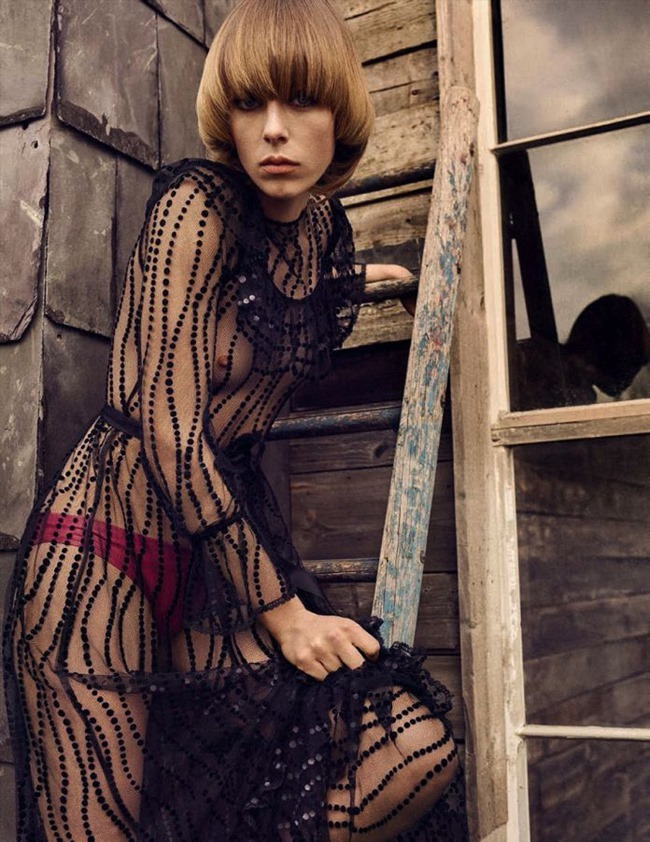 VOGUE GERMANY Edie Campbell by Iango & Luigi. George Cortina, April 2016, www.imageamplified.com, Image Amplified (3)