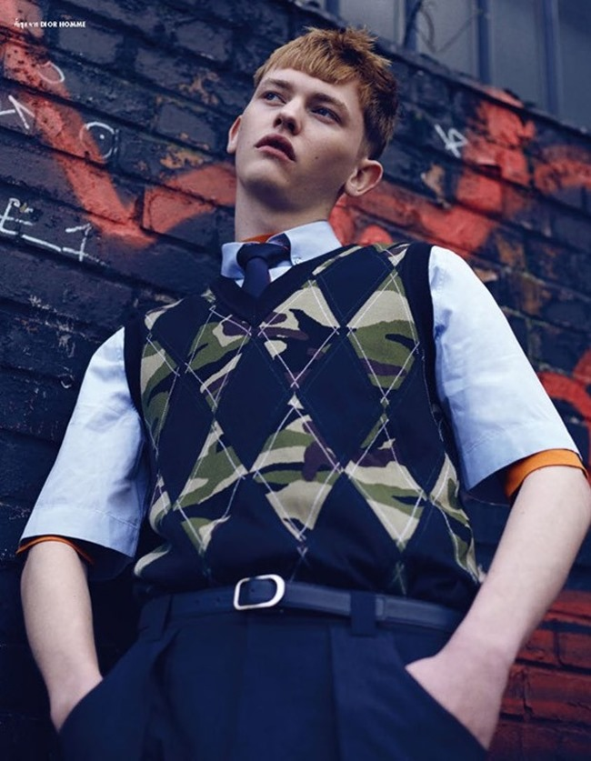 ELLE MEN THALIAND London Youth by Steve Beckouet. Bodo Ernle, Spring 2016, www.imageamplified.com, Image Amplified (4)