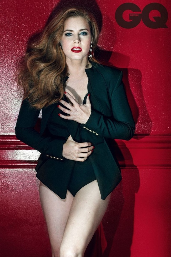 GQ UK Amy Adams by Norman Jean Roy. April 2016, www.imageamplified.com, Image Amplified (1)