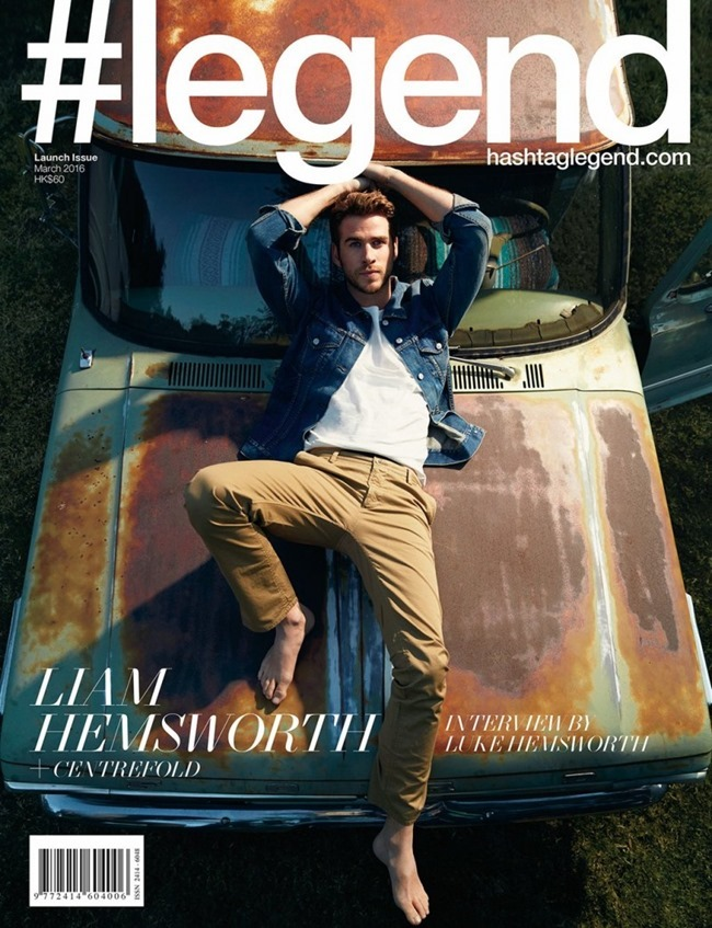 LEGEND MAGAZINE Liam Hemsworth by Eric Michael Roy. Paris Libby, Spring 2016, www.imageamplified.com, image Amplified (3)