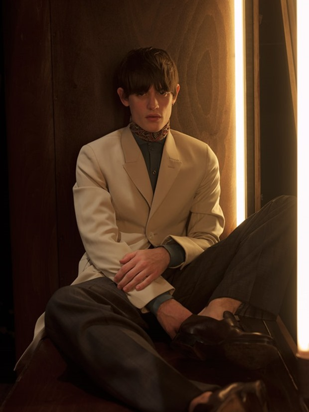 PROC NE MAGAZINE Jakub Pastor for Ermenegildo Zegna Couture by Jan Grombirik. Jan Kralicek, Spring 2016, www.imageamplified.com, Image Amplified (6)