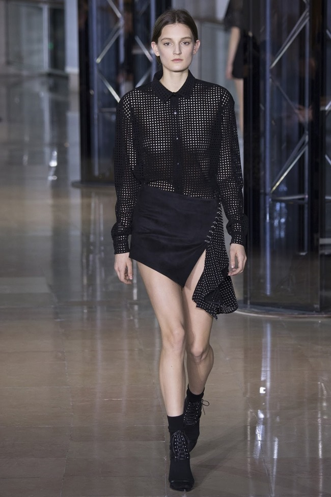 PARIS FASHIONW WEEK Anthony Vaccarello Fall 2016. www.imageamplified.com, Image Amplified (21)